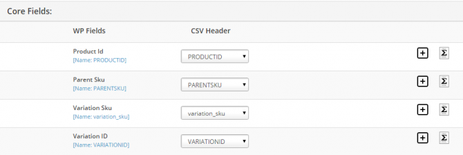 Woocommerce Product Variation, orders and refund csv import