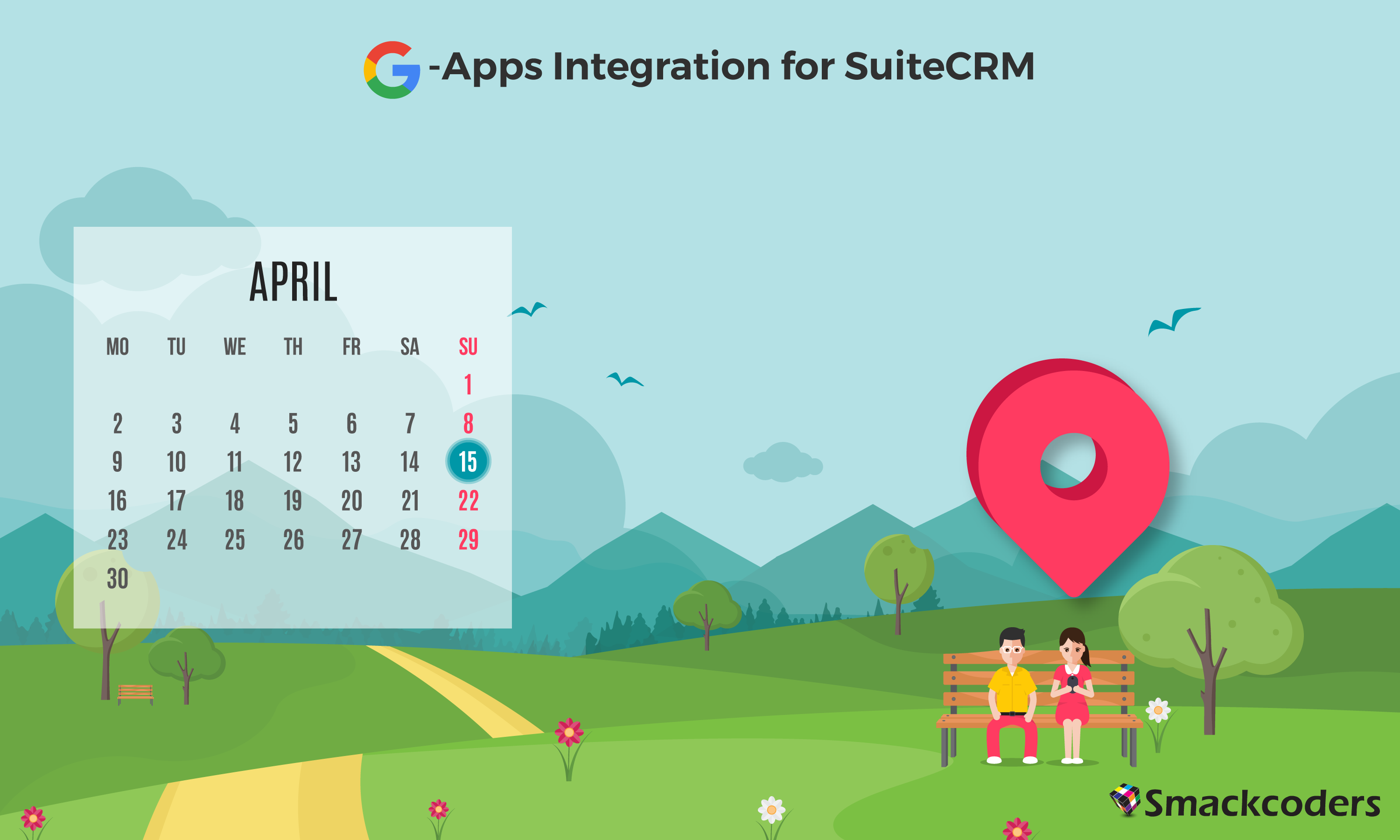 G-Apps Integration with SuiteCRM