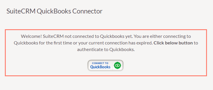 connect-suitecrm-quickbooks
