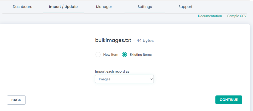 Update existing images in WordPress using WP Ultimate CSV Importer